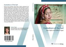 Capa do livro de Custodians of the Soil