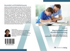 Couverture de Hausarbeit und Kinderbetreuung