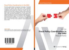 Fiscal Policy Coordination in the EMU kitap kapağı