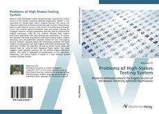 Bookcover of Problems of High-Stakes Testing System