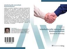 Couverture de Interkulturelle nonverbale Kommunikation