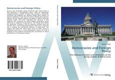 Capa do livro de Democracies and Foreign Policy