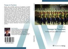Capa do livro de Troops to Teachers