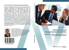 Bookcover of Internationale Kooperationsprojekte