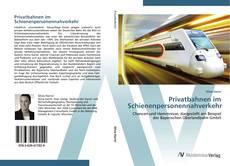 Bookcover of Privatbahnen im Schienenpersonennahverkehr