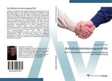 Buchcover von Antidiskriminierungspolitik