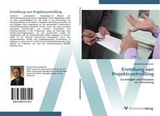 Buchcover von Erstellung von Projektcontrollling