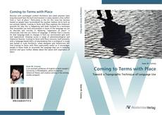 Bookcover of Coming to Terms with Place