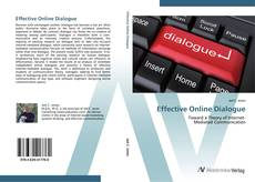 Bookcover of Effective Online Dialogue