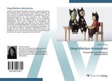 Buchcover von Stop-Motion-Animation