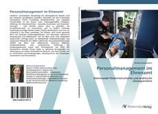 Обложка Personalmanagement im Ehrenamt