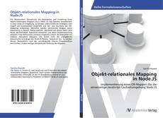 Copertina di Objekt-relationales Mapping in Node.JS