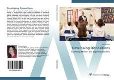 Capa do livro de Developing Dispositions
