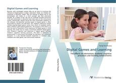 Buchcover von Digital Games and Learning