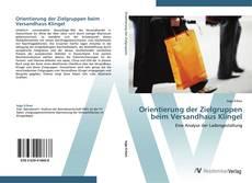 Bookcover of Orientierung der Zielgruppen beim Versandhaus Klingel