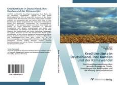 Couverture de Kreditinstitute in Deutschland, ihre Kunden und der Klimawandel