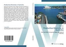 Couverture de Productive Diversity in Australia