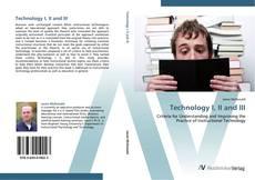 Technology I, II and III的封面