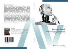 Couverture de Robotic Recall