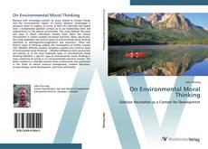Borítókép a  On Environmental Moral Thinking - hoz
