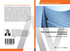 Couverture de The Importance of Investor Attention