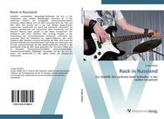Buchcover von Rock in Russland