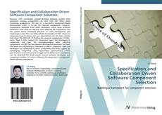 Specification and Collaboration Driven Software Component Selection kitap kapağı