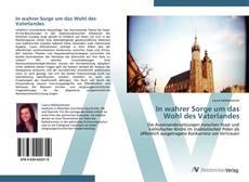 Buchcover von In wahrer Sorge um das Wohl des Vaterlandes