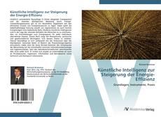 Capa do livro de Künstliche Intelligenz zur Steigerung der Energie-Effizienz