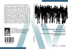 Capa do livro de Die politische Macht der Demoskopie