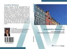 Buchcover von Immobilien Marketing