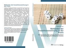 Couverture de Methoden der Investitionsrechnung in der Praxis