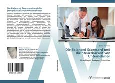 Bookcover of Die Balanced Scorecard und die Steuerbarkeit von Unternehmen