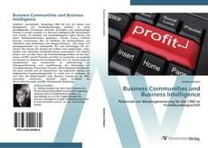 Copertina di Business Communities und Business Intelligence