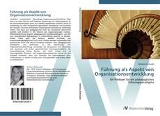 Buchcover von Führung als Aspekt von Organisationsentwicklung