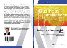 Bookcover of Business Intelligence and the Cloud