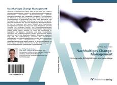 Couverture de Nachhaltiges Change-Management