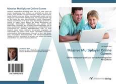 Buchcover von Massive Multiplayer Online Games