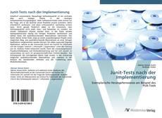 Buchcover von Junit-Tests nach der Implementierung