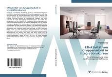 Portada del libro de Effektivität von Gruppenarbeit in Integrationskursen
