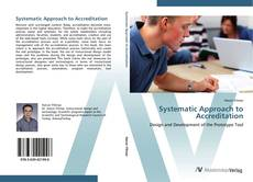 Bookcover of Systematic Approach to Accreditation