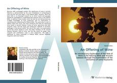 Capa do livro de An Offering of Wine