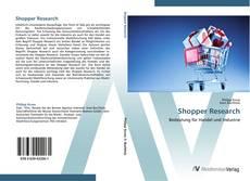 Shopper Research kitap kapağı