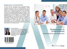 Bookcover of Kooperation in Unternehmen
