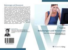 Buchcover von Belastungen und Ressourcen