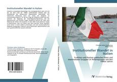 Bookcover of Institutioneller Wandel in Italien