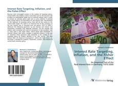 Copertina di Interest Rate Targeting, Inflation, and the Fisher Effect