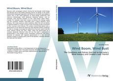 Capa do livro de Wind Boom, Wind Bust