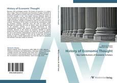 History of Economic Thought kitap kapağı