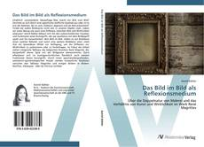 Buchcover von Das Bild im Bild als Reflexionsmedium
